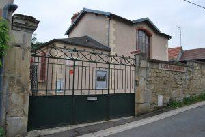 La maison-atelier de Daubigny (Charles-Francois)