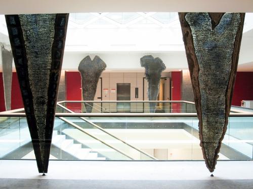 2003 - commande immeuble Boulevard Haussmann, Paris