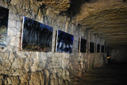 2008 - Exposition Carrière d'Auvers sur Oise