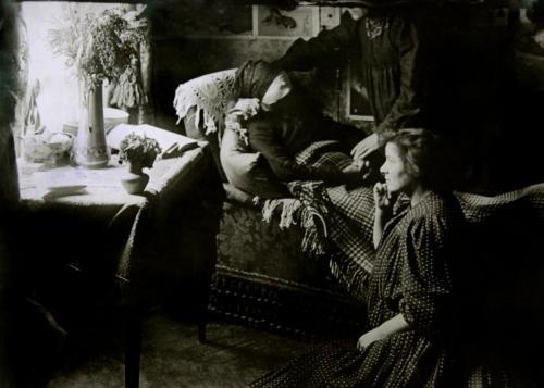 Emile-Boggio-photographies-Boggio, Interior