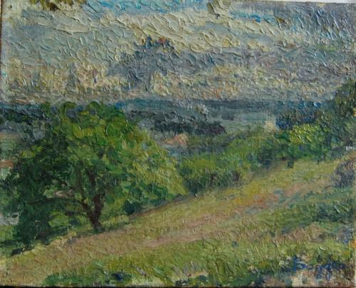 Emile-Boggio-397 vallee de l'oise chaponval 19x24